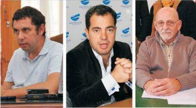 Quinteros, Bonelli y Tactagi encabezan listas seccionales para diputado provincial: Dileo est� segundo en otro n�mina, pero podr�an no oficializarla