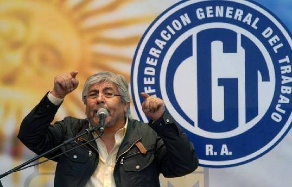 El armado electoral provocó divisiones y peleas en las dos CGT