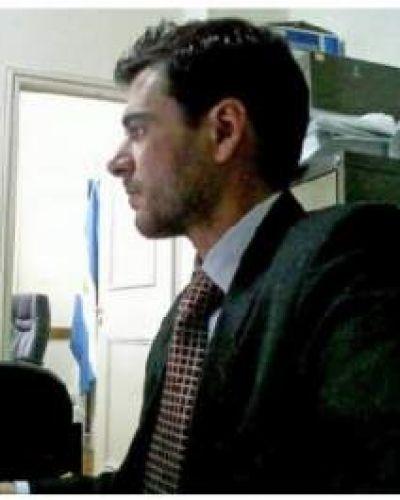 Matías Zabaljauregui va como candidato a Senador en cuarto lugar por el Frente Renovador