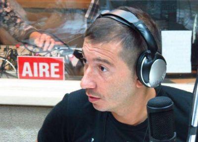 El humorista bahiense Juanjo Salce, nominado a los Mart�n Fierro