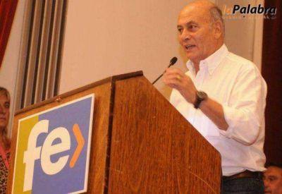'Momo' Benegas tiene sus propios candidatos a concejales
