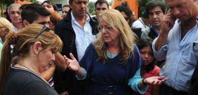 La misteriosa caída de Alicia Kirchner