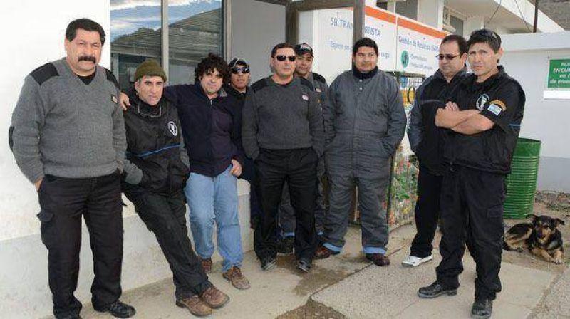 Vigiladores acataron la conciliación y se reactivó la planta de combustible