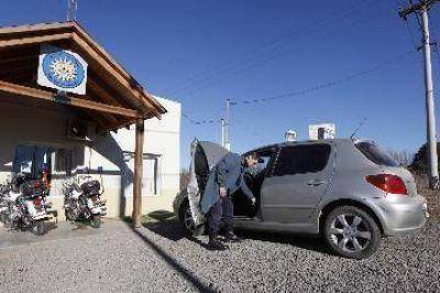 Alertan en el Alto Valle sobre organizados revendedores de autos robados