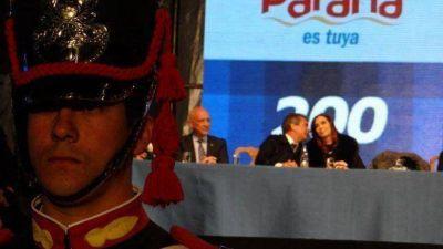 Los 'piropos' entre Cristina Kirchner y Urribarri