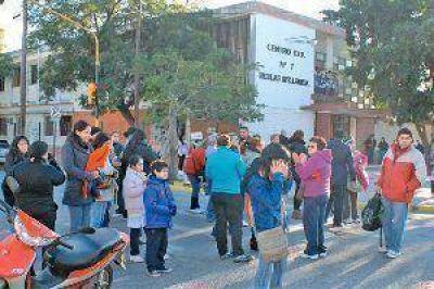 Educación descartó caso de meningitis en la N. Avellaneda