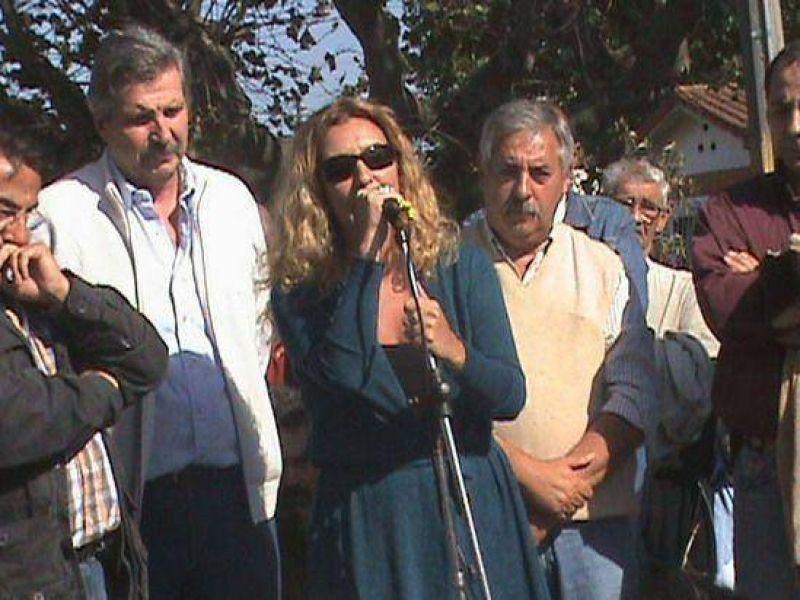 La Agrupación MT que lidera Caly Tasistro presente en San Miguel en el Día de los Trabajadores
