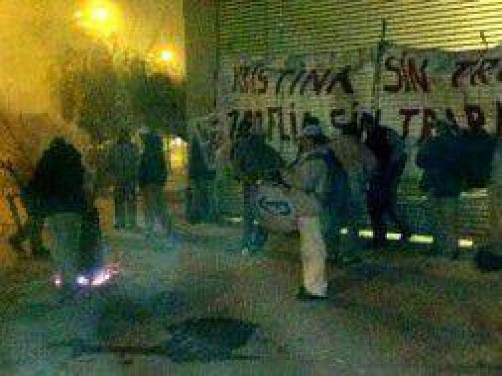 Obreros tomaron el Molino Lagomarsino para evitar despidos