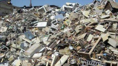Ya son 24 los municipios del interior de Córdoba que reciclan residuos electrónicos