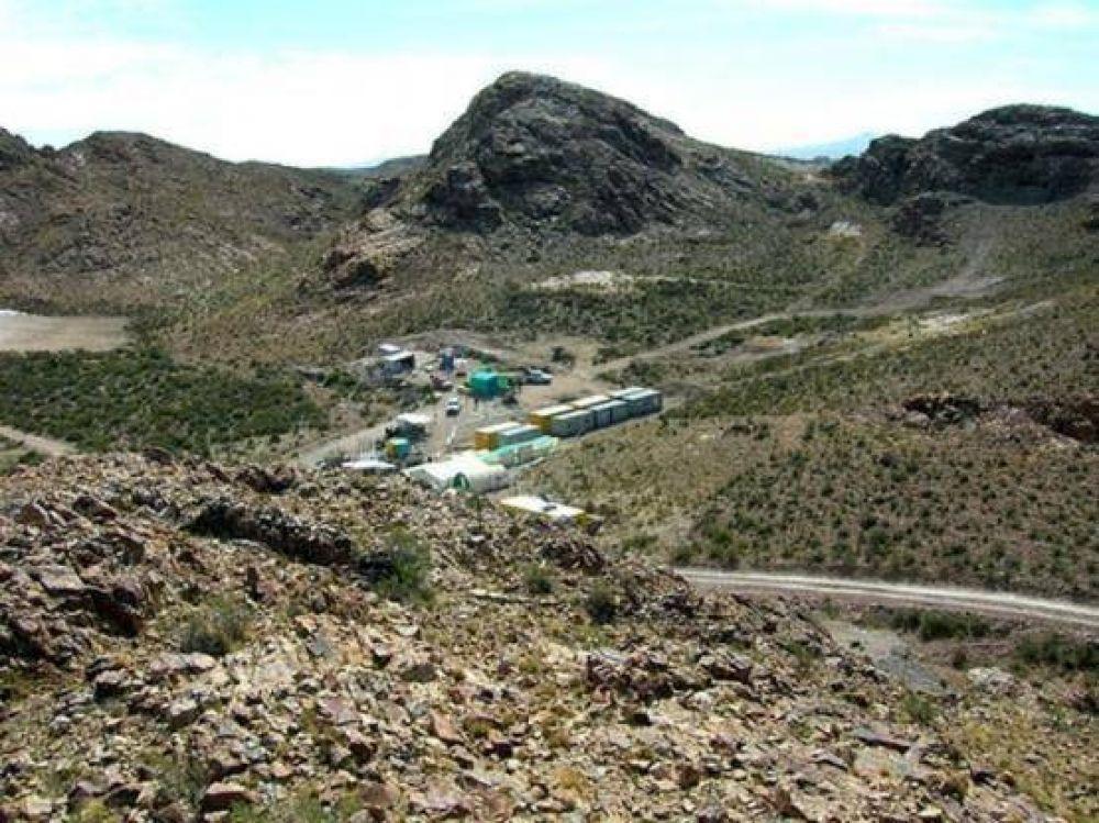 Nuevamente los camioneros paran la minería