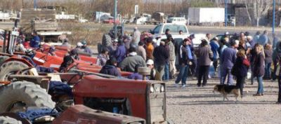 Chaco: productores cortarán la Ruta 16 por demoras en el otorgamiento de créditos