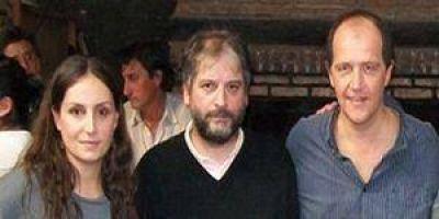 Basteiro se reunió con referentes del Socialismo Marplatense y del Frente para la Victoria