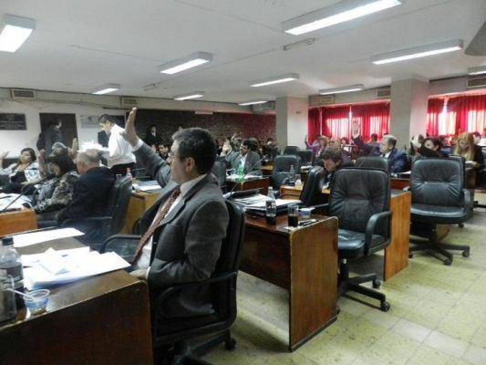Diputados trataron 121 proyectos en lo que va del ciclo 2013