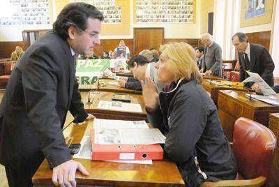 El Concejo avaló el acuerdo por las tierras para instalar el futuro centro cívico