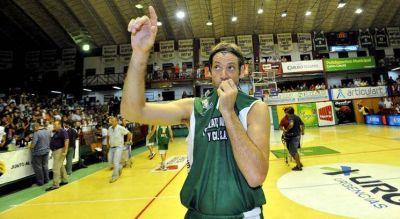 Fabricio Oberto: Ya está, soy un exjugador de basquet