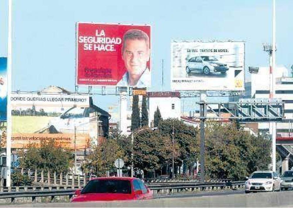 De Narváez, el candidato de la campaña millonaria