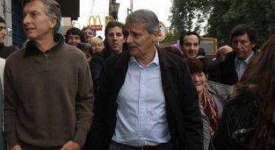 Castrilli dejó a Macri y se alió a De Narváez
