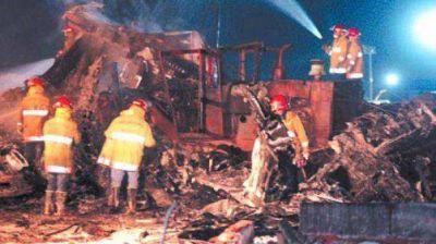 Elevan a juicio oral la causa por la tragedia a�rea de Fray Bentos