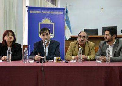 Grasso avanza en el canal Concejo TV