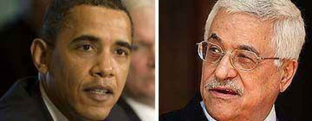 Obama se reunirá con Abbas por negociaciones de paz con Israel