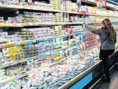 Desde el lunes el consumidor podr� comprar en nuestra ciudad productos de la canasta b�sica con precios congelados