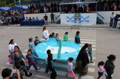 Gran participacion popular en la celebracion del aniversario de la Provincialización