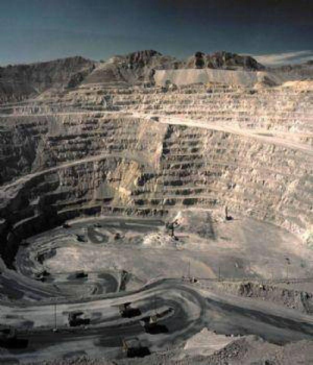 """""""La minera dice que el canal DP2 es para su uso"""""""