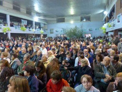 Lanzamiento de Campaña de la Coalición Cívica local