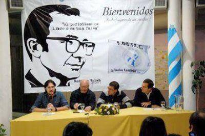 Charla- debate para periodistas santacruceños