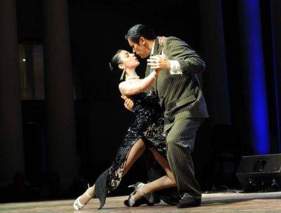 Una pareja platense se impuso en el Mundial de Tango