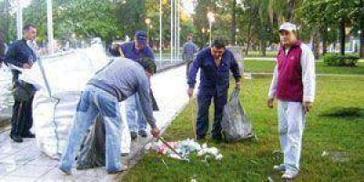 Planta permanente para municipales contratados