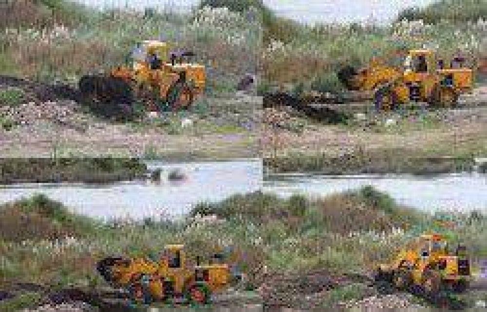 Artime sostuvo que Aldosivi debe presentar el estudio de impacto ambiental por las obras en la zona de la Reserva