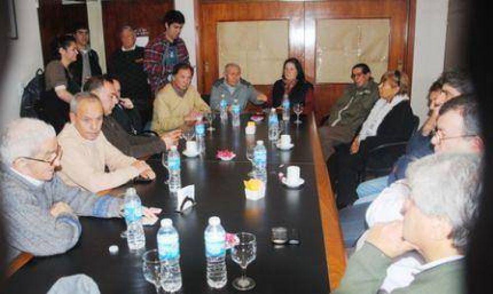 Gremios de la CGT se oponen a la designación de Irazoqui en el ministerio de Trabajo