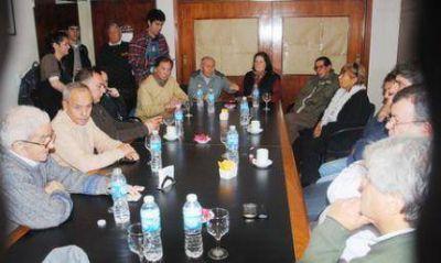 Gremios de la CGT se oponen a la designaci�n de Irazoqui en el ministerio de Trabajo