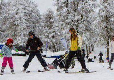 En temporada alta, el pase semanal en el cerro Chapelco costará $2.300