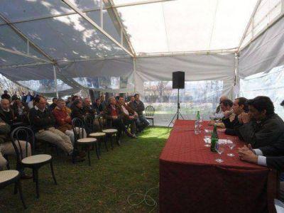 Frente a la sequía y la falta de políticas, el campo aparece desconcertado