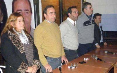 """El PRO presentó a sus candidatos y prometió una campaña """"casa por casa"""""""