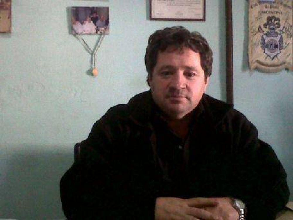 """Juan Carlos Berón: """"No me parece que quede bien bajar la caña porque no me hayan dado el lugar que yo quería"""""""