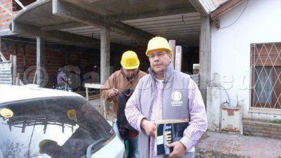 Muchas obras en construcci�n poco control con los obreros