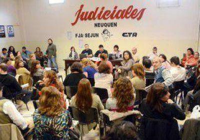 Judiciales aceptaron aumento del 26 por ciento ofrecido por el TSJ