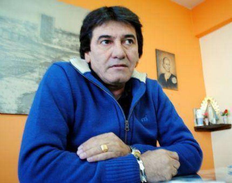 Pedro Fern�ndez habl� del momento de la CGT