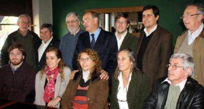 """El Frente Progresista C�vico y Social """"Unidad Progresista"""" present� sus candidatos"""