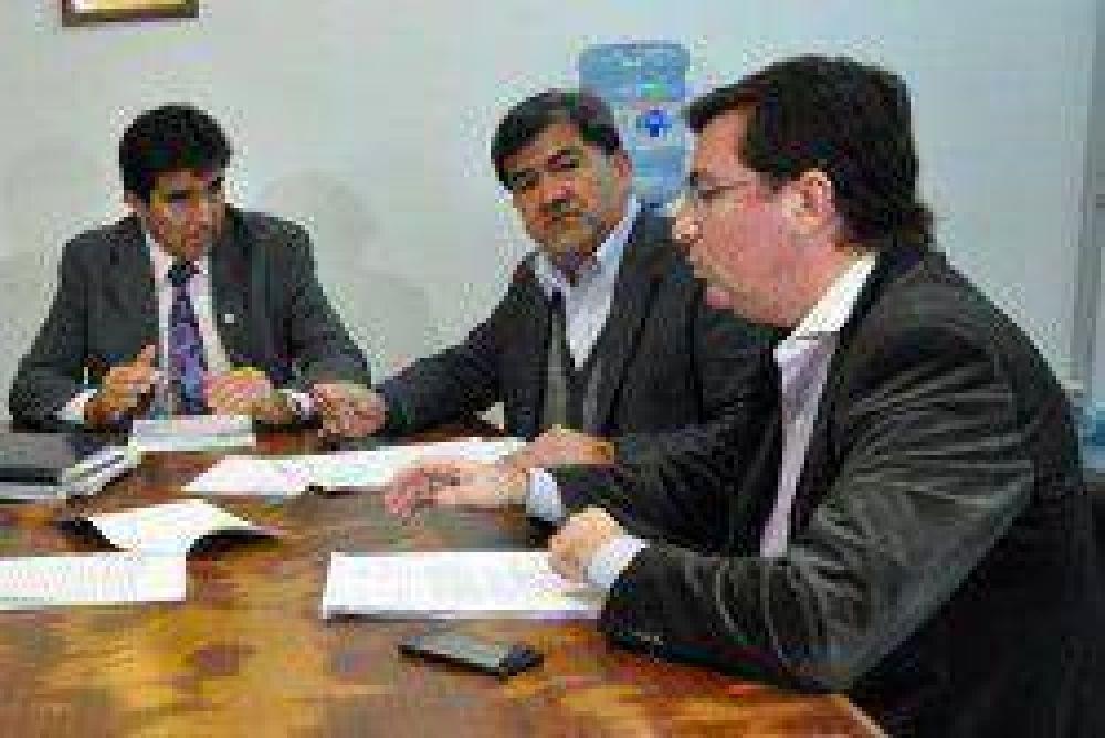 Rechazan pedido de juicio político contra los miembros del STJ