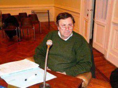 """Enrique Wallace, pre candidato a concejal en primer lugar por la Lista 2 del Frente Renovador: """"el armado final de la lista quedará en manos de la gente que es el espíritu democrático de estas primarias"""""""