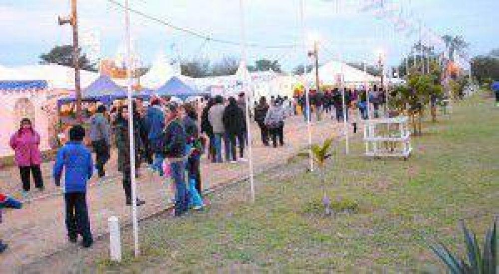 El intendente lagunense anticipa mucho por mostrar en la 32° Fiesta del Pomelo