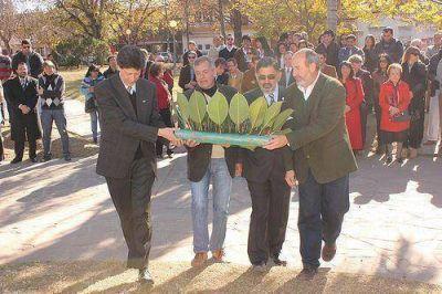 Recordaron a Hipólito Yrigoyen a ochenta años de su muerte