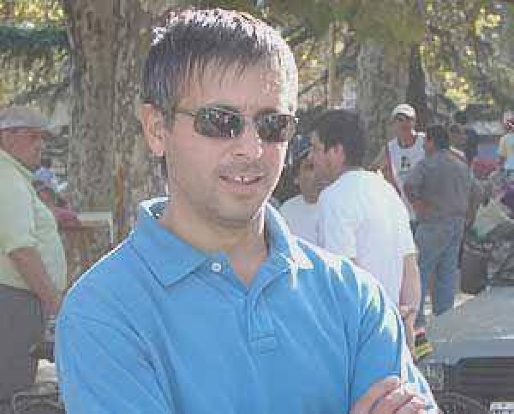 Cristian Delpiani designado subsecretario de Desarrollo Social
