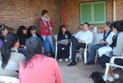 """Fantín lanzó su campaña para las PASO: """"La gran victoria es mejorar la calidad de vida de los vecinos"""""""