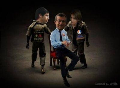 �Bragado pierde protagonismo en la Legislatura Provincial?