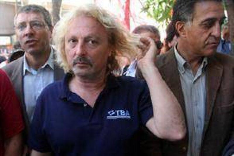 """Sobrero acusó a los gremios ferroviarios de """"corruptos y sucios"""""""